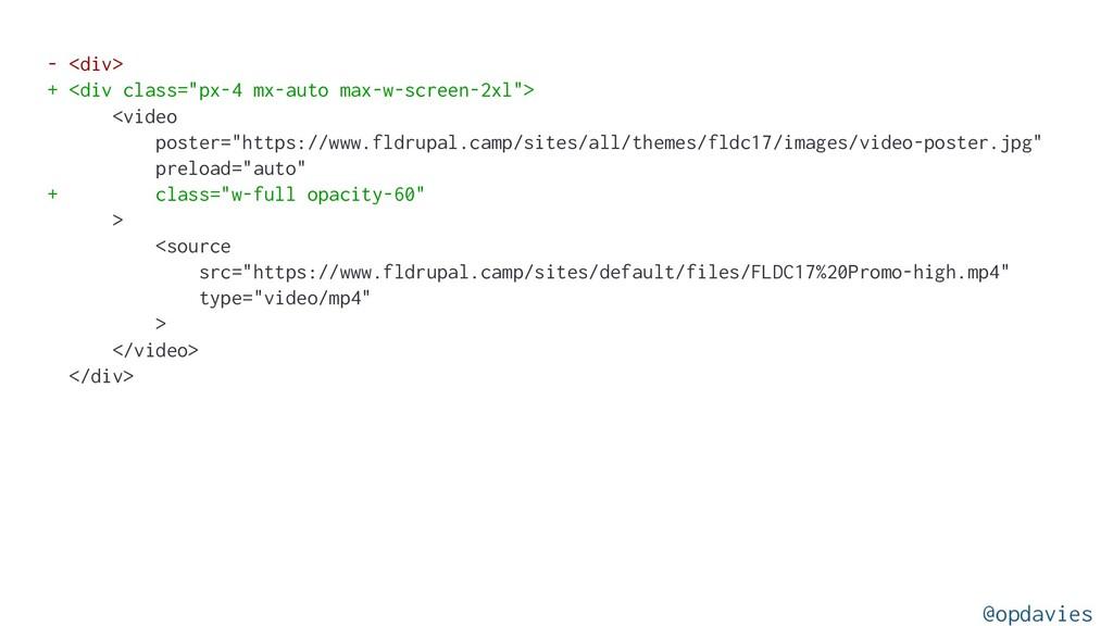 """- <div> + <div class=""""px-4 mx-auto max-w-screen..."""