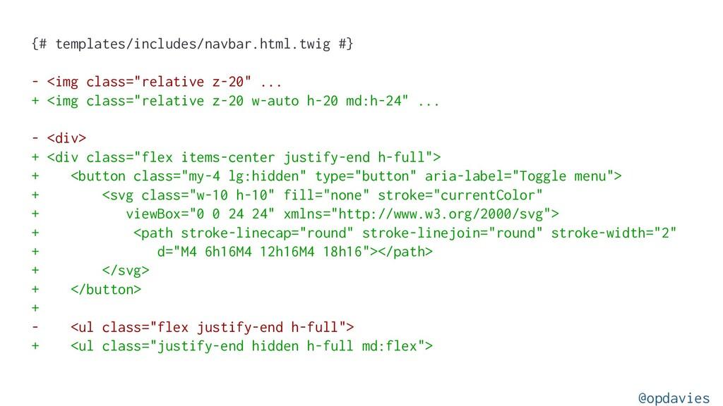{# templates/includes/navbar.html.twig #} - <im...