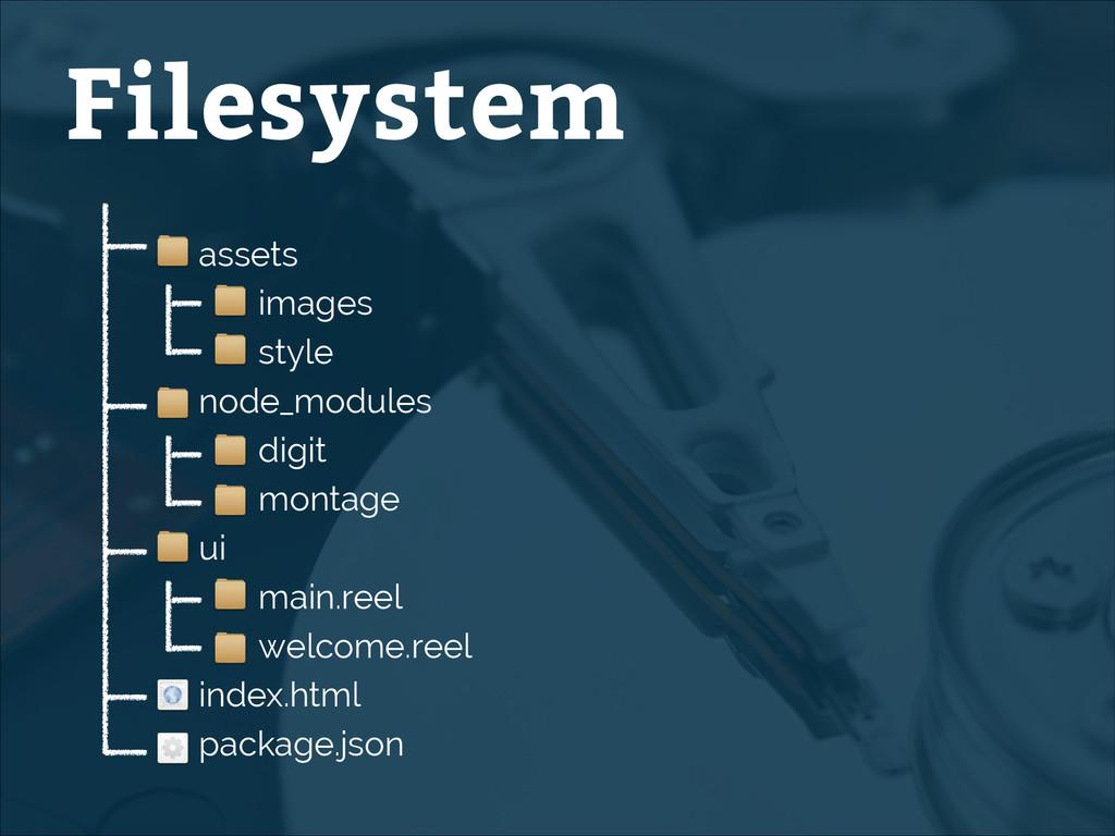 Filesystem assets images style node_modules dig...