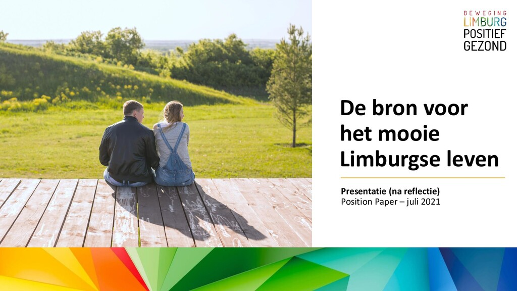 De bron voor het mooie Limburgse leven Presenta...