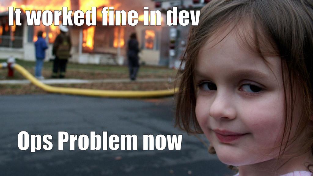 ‹#› @tpryan It worked fine in dev It worked fin...
