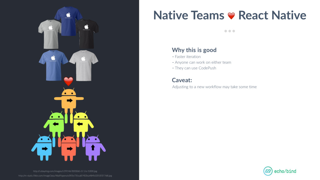 Betting on React Native by cball_ Native Teams ...