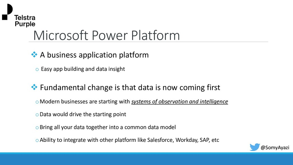 Microsoft Power Platform ❖ A business applicati...