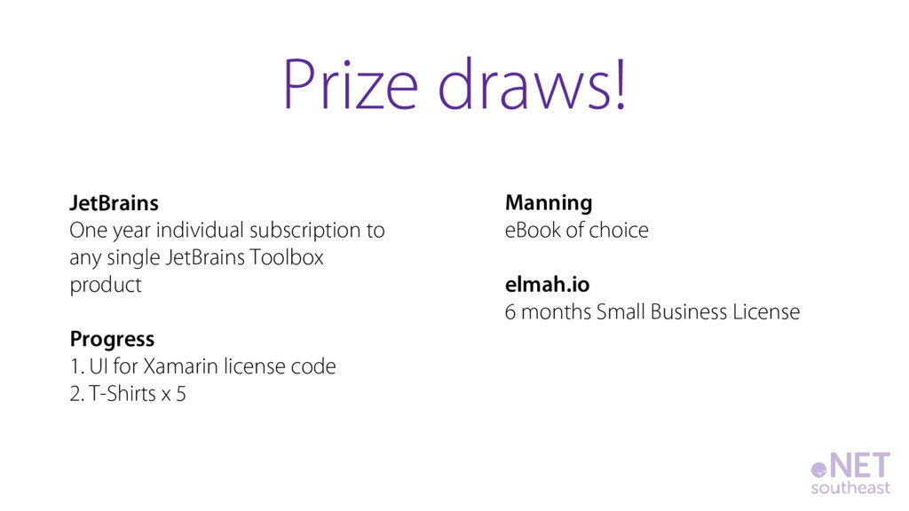 JetBrains One year individual subscription to a...
