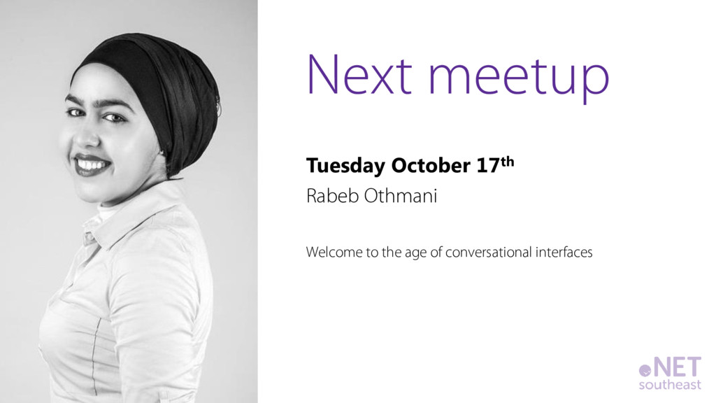 Tuesday October 17th Rabeb Othmani Welcome to t...