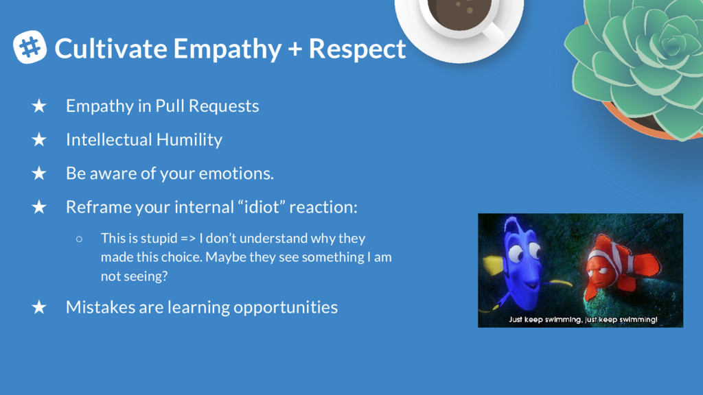 Cultivate Empathy + Respect ★ Empathy in Pull R...