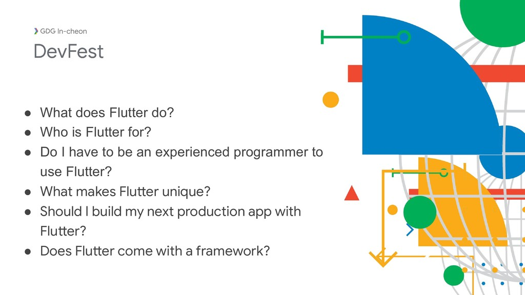 In-cheon ● What does Flutter do? ● Who is Flutt...