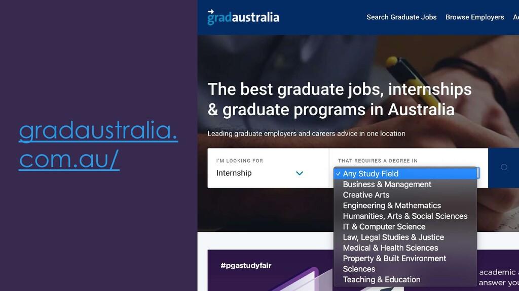 gradaustralia. com.au/