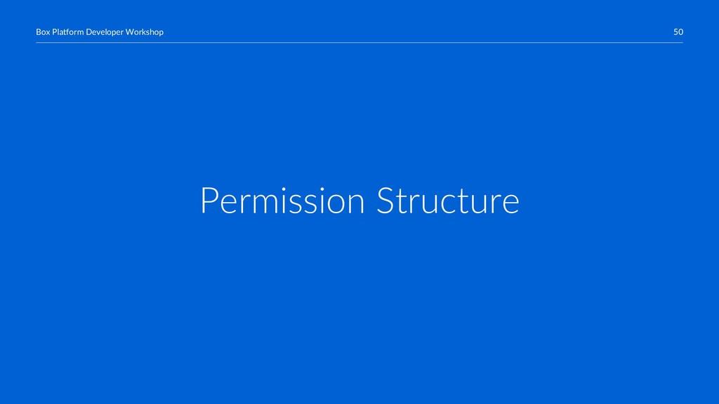 50 Box Platform Developer Workshop Permission S...