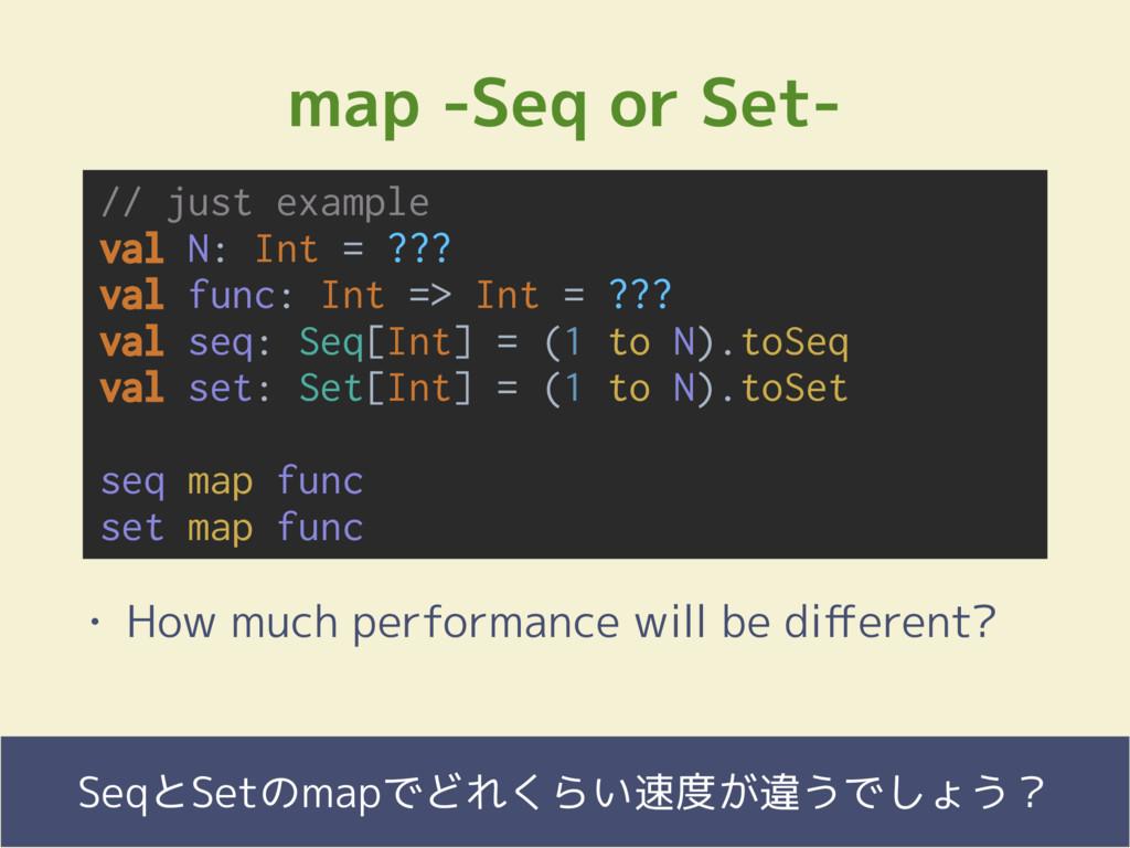 Fringe81 Co., Ltd. map -Seq or Set- // just exa...