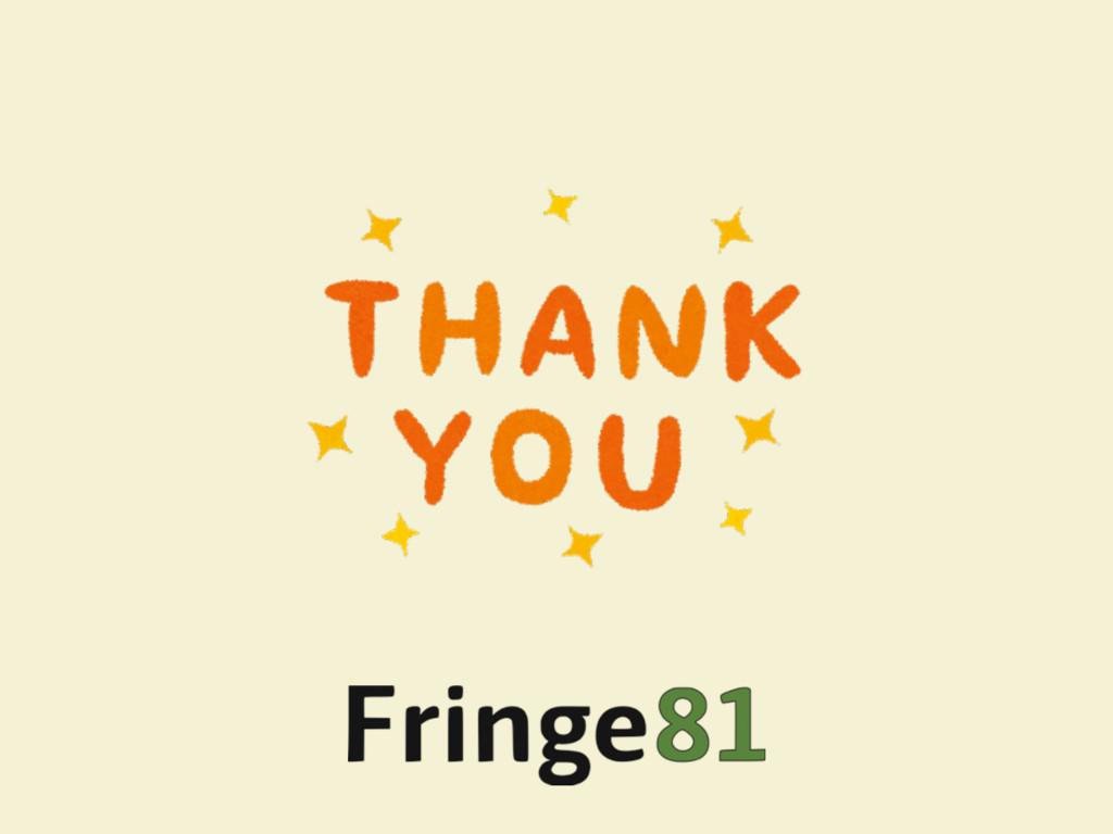 Fringe81 Co., Ltd.