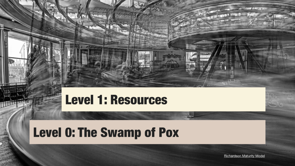Level 0: The Swamp of Pox Level 1: Resources Ri...
