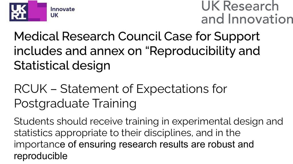 RCUK – Statement of Expectations for Postgradua...