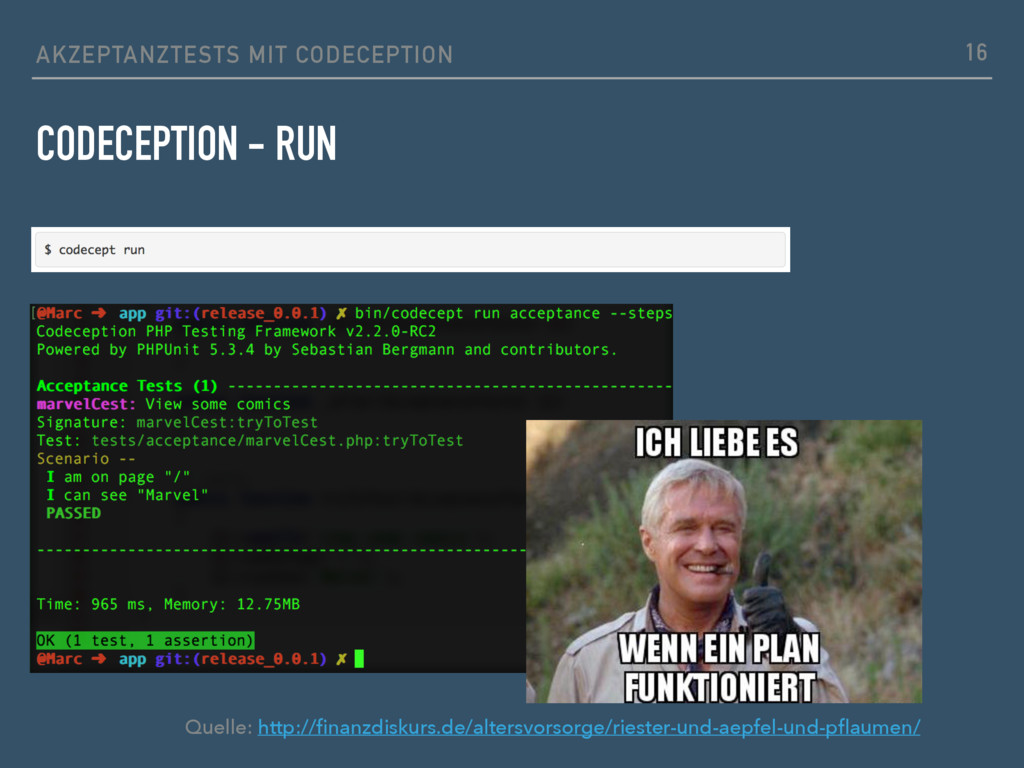CODECEPTION - RUN ▸ ateam.jpgateam.jpg 16 AKZEP...