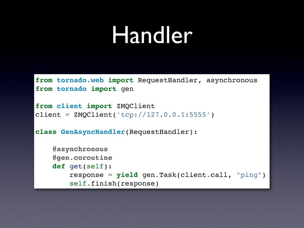 Handler from tornado.web import RequestHandler,...