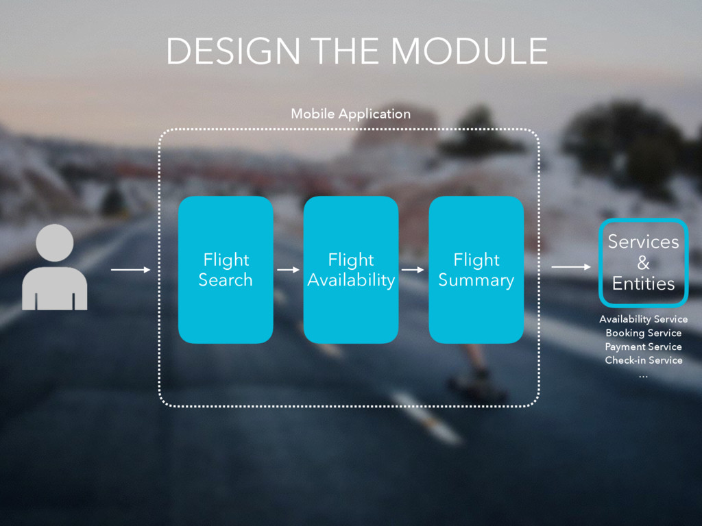 Mobile Application Flight Search DESIGN THE MOD...
