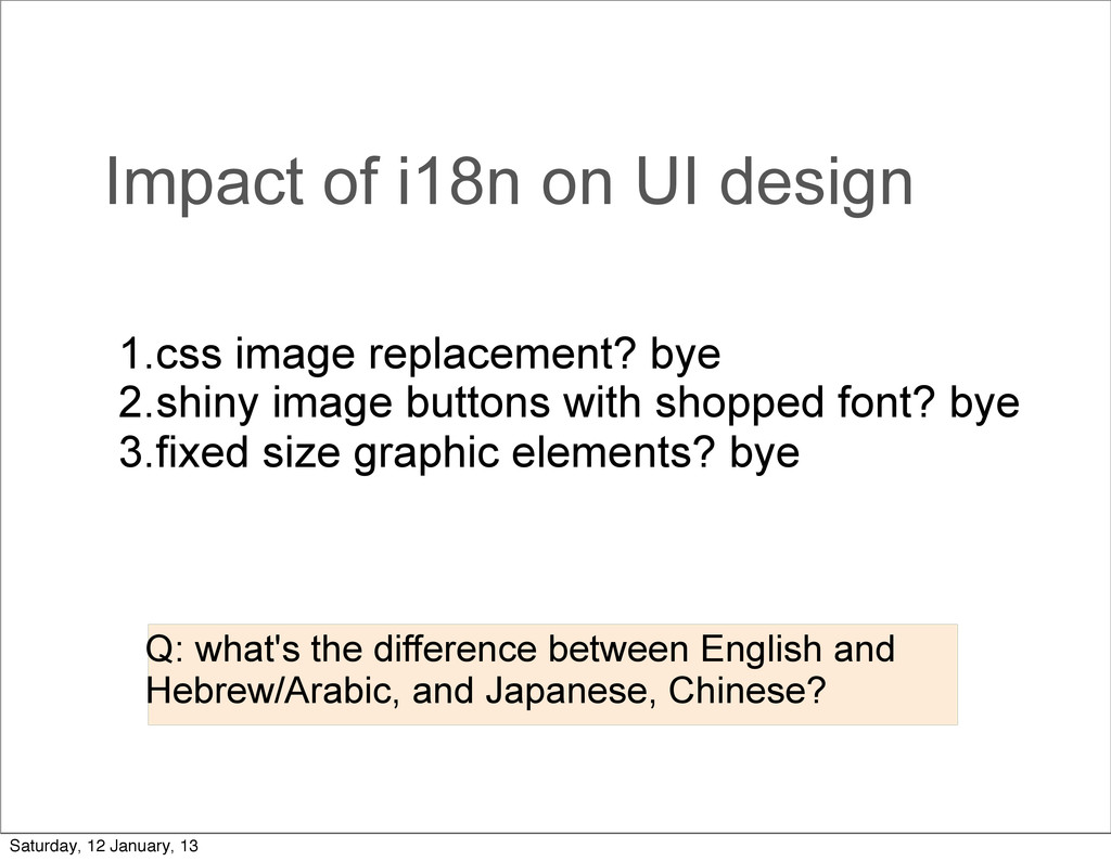 Impact of i18n on UI design 1.css image replace...