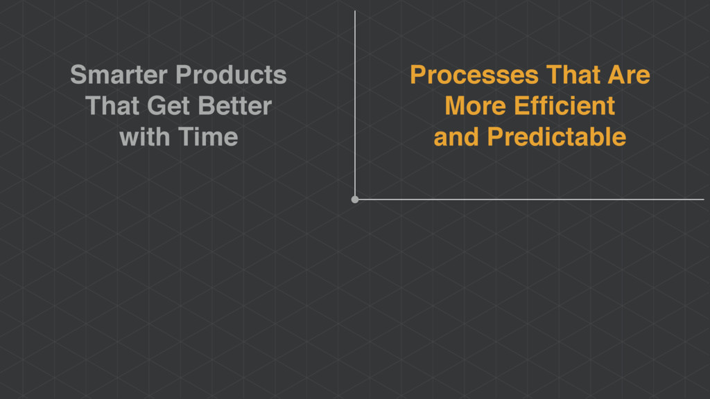 Processes That Are More Efficient and Predictabl...