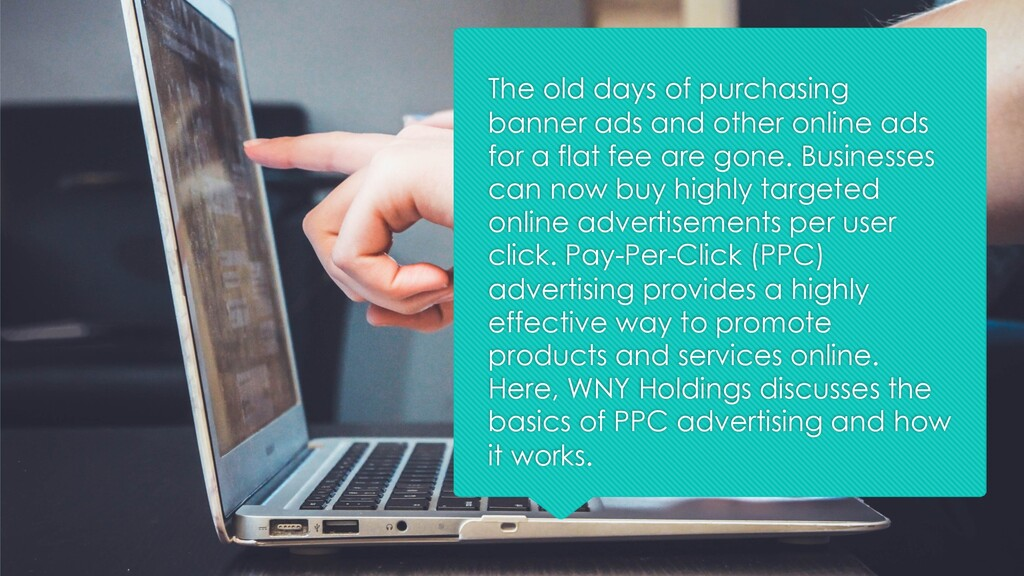 The old days of purchasing banner ads and other...