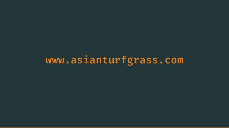 www.asianturfgrass.com