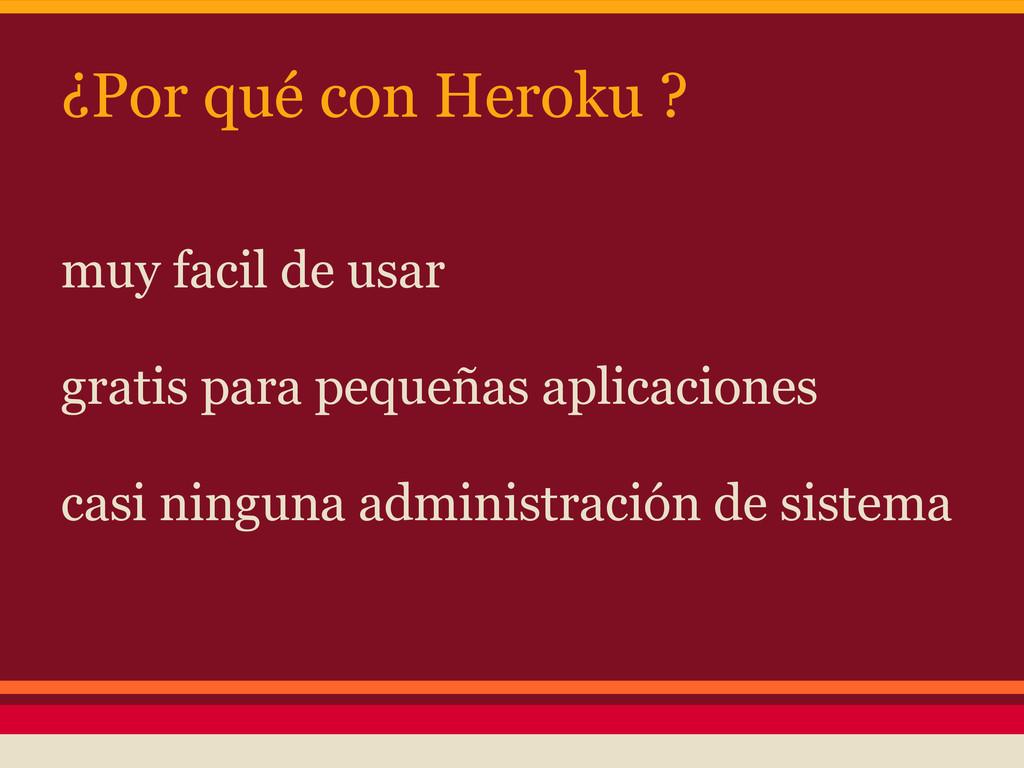 ¿Por qué con Heroku ? muy facil de usar gratis ...