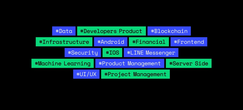 #LINE Messenger #IOS #Security #Project Managem...