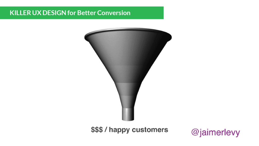 KILLER UX DESIGN for Better Conversion