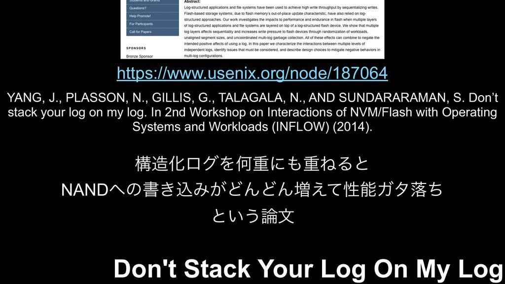 https://www.usenix.org/node/187064 YANG, J., PL...