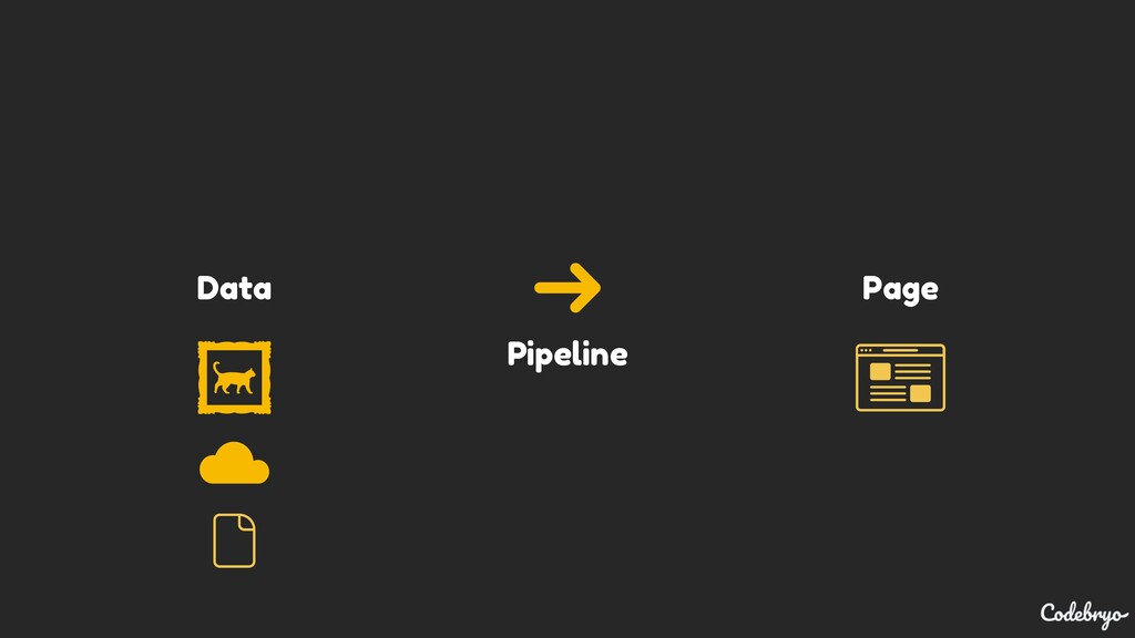 Pipeline Data Page