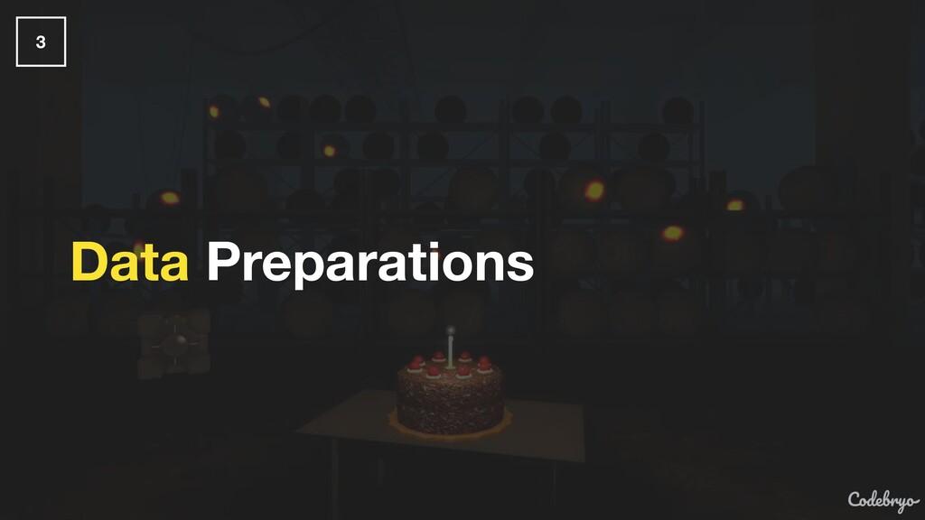 Data Preparations 3