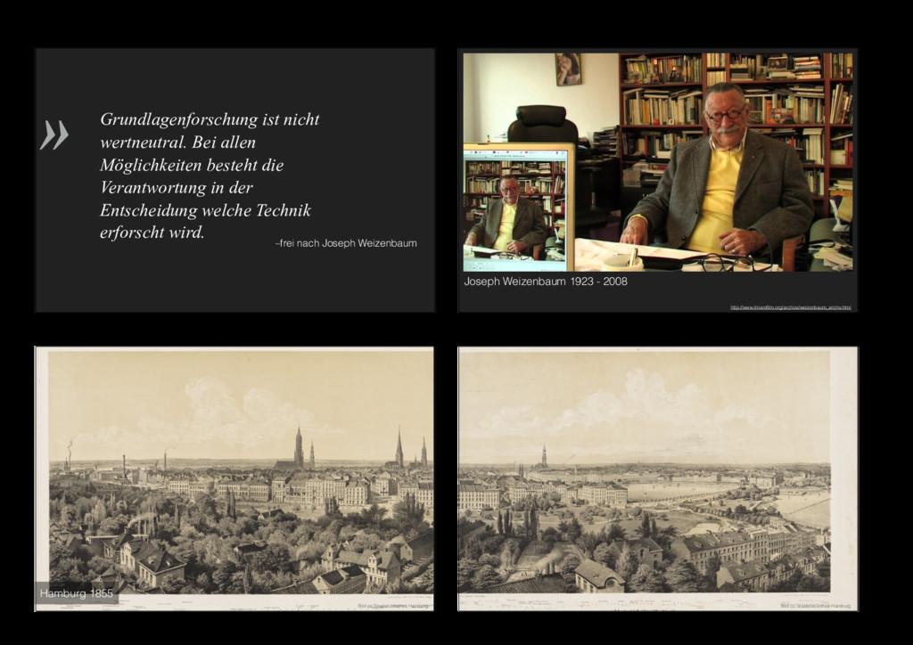 » –frei nach Joseph Weizenbaum Grundlagenforsch...