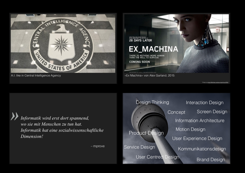 A.I. like in Central Intelligence Agency »Ex Ma...