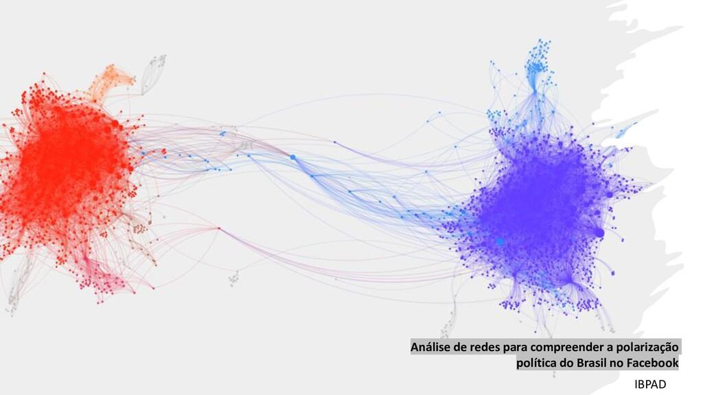 Análise de redes para compreender a polarização...