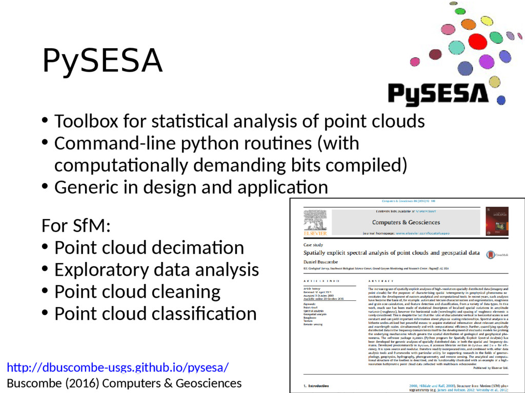 PySESA • Toolbox for statistical analysis of po...