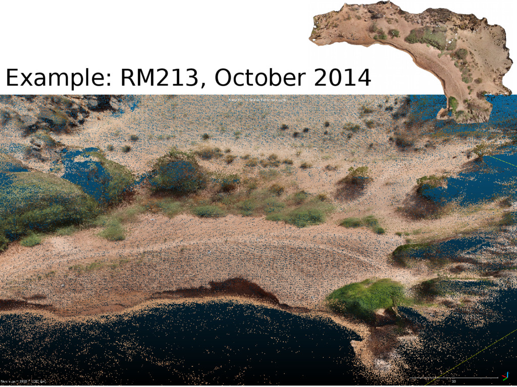 Example: RM213, October 2014