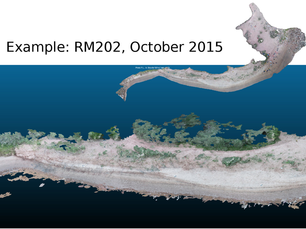 Example: RM202, October 2015