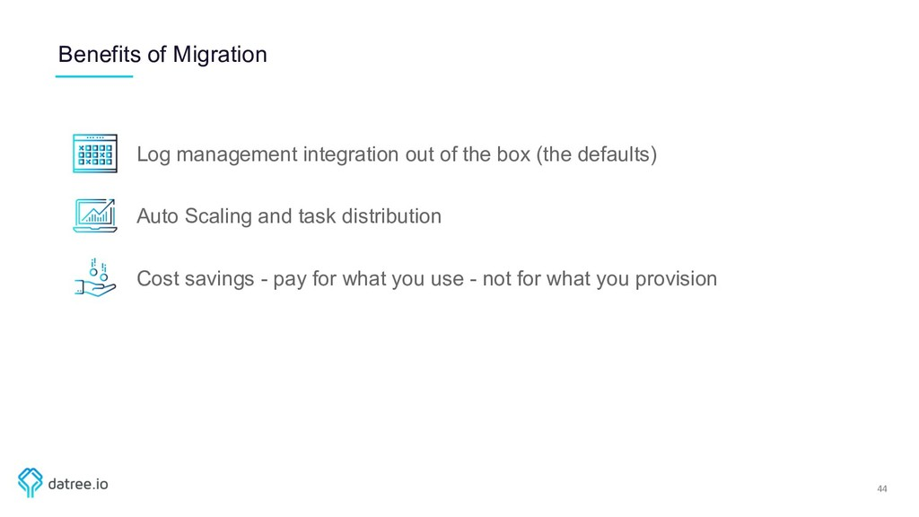 Benefits of Migration Log management integratio...
