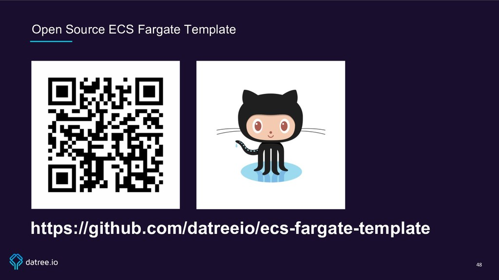 Open Source ECS Fargate Template https://github...
