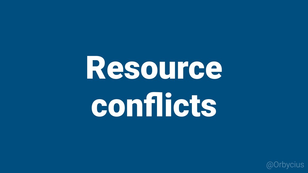 @Orbycius Resource conflicts