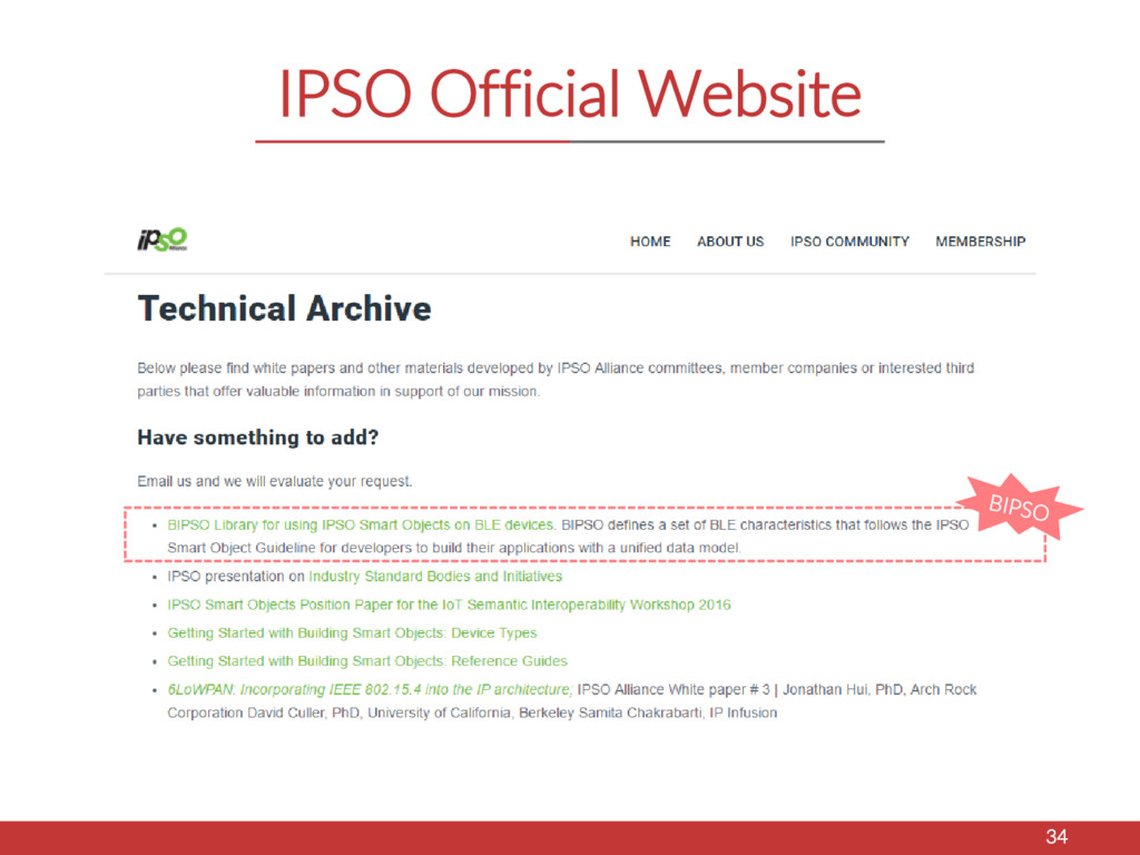 IPSO Official Website 34