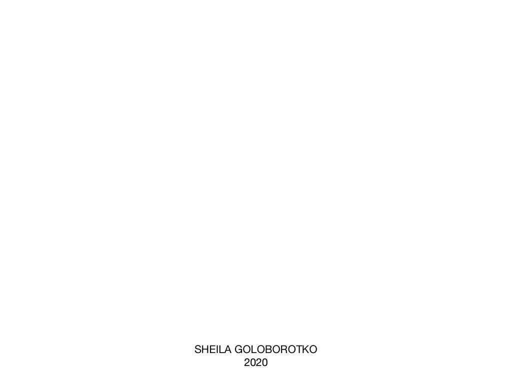 SHEILA GOLOBOROTKO  2020