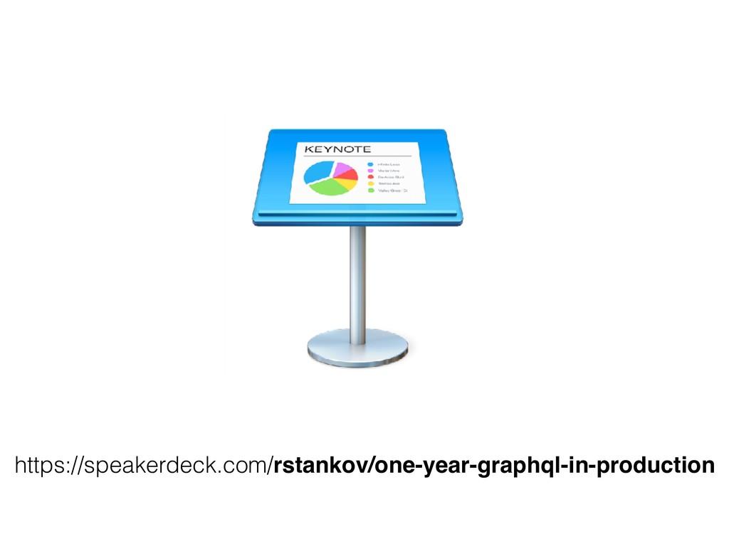 https://speakerdeck.com/rstankov/one-year-graph...
