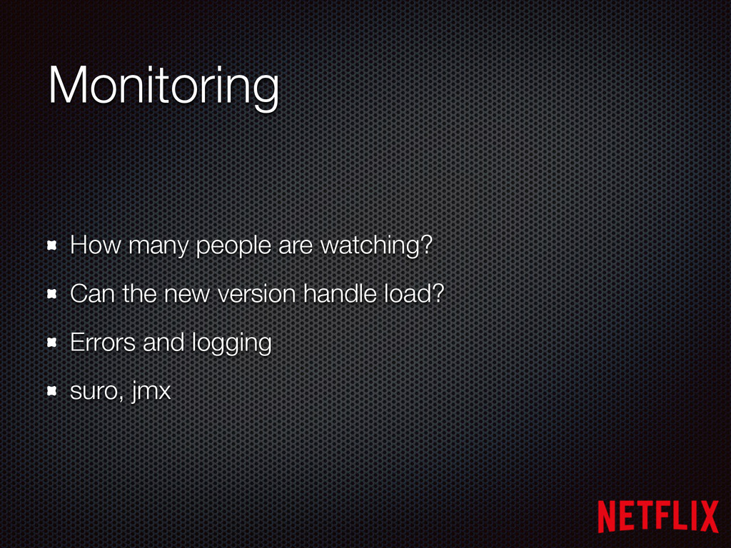 Monitoring How many people are watching? Can th...