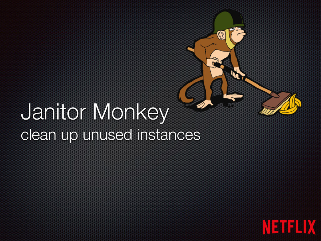 Janitor Monkey clean up unused instances