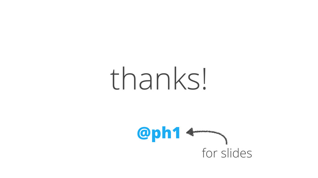 thanks! @ph1 for slides
