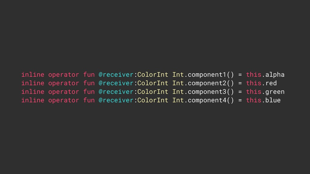 inline operator fun @receiver:ColorInt Int.comp...