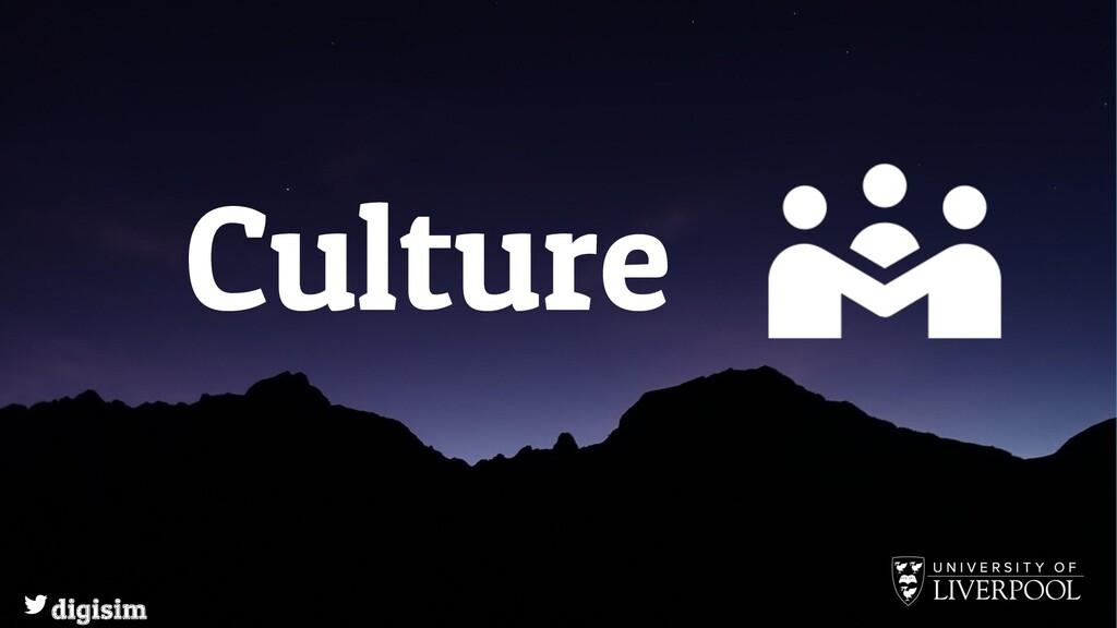 Culture digisim