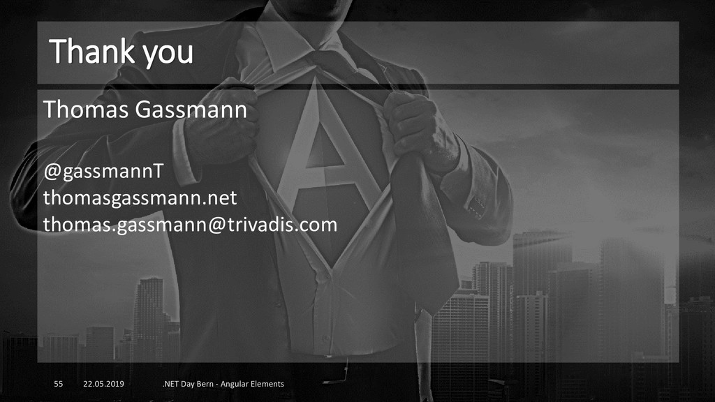 Thank you Thomas Gassmann @gassmannT thomasgass...