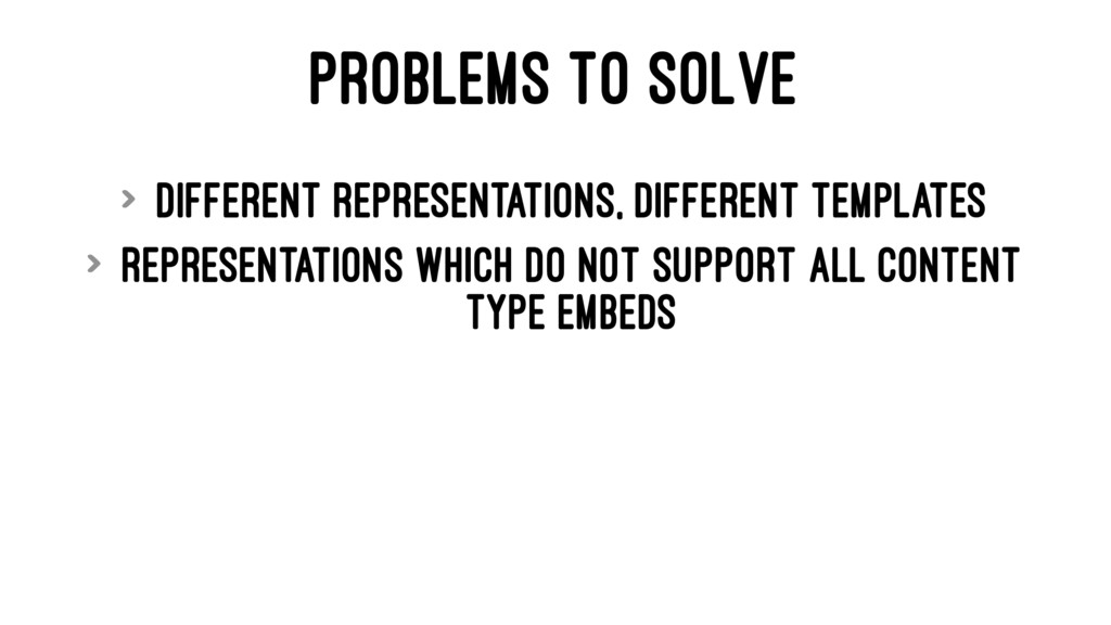 PROBLEMS TO SOLVE > Different representations, ...