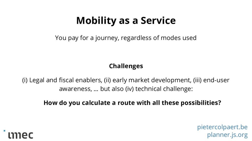 pietercolpaert.be planner.js.org Mobility as a ...